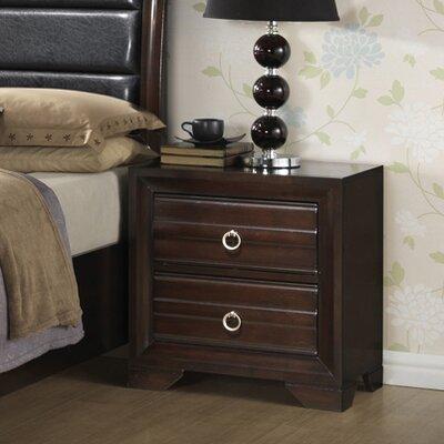 2 Drawer Nightstand. Shop Hazelwood Home Furniture Online   Warehouse Direct Furniture