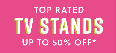TV Stand Up To 50% Off