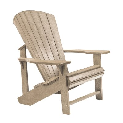 Generations Adirondack Chair Color: Beige