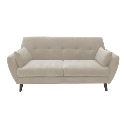 Alsacia Loveseat Upholstery Color: Beige