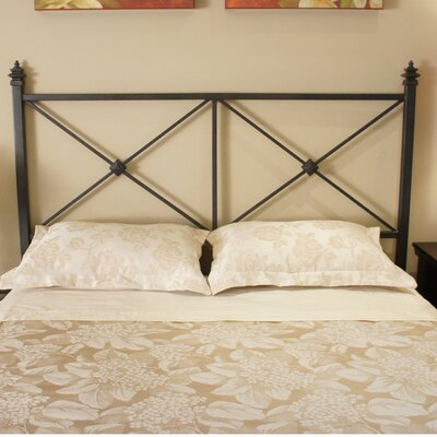 Chatham Open-Frame Headboard Size: Queen