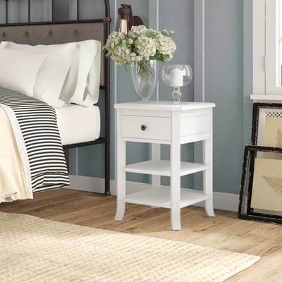 Ableman 1 Drawer Nightstand